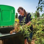 It's okay to start using your new green bin now