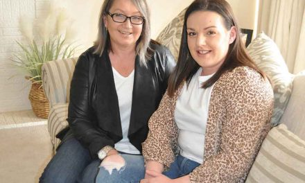 Living with diabetes hasn't held Jane and Aimee back