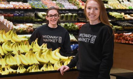 Grand opening for new Midway IGA