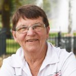 Verna Wakefield's decade of dedication to the Red Cross