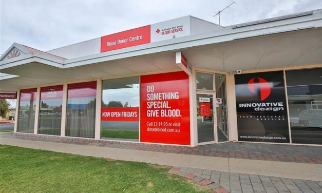 More than 100 Sunraysia blood donors needed this month