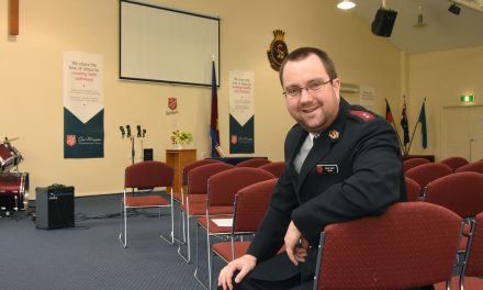 Salvos keeping help personal