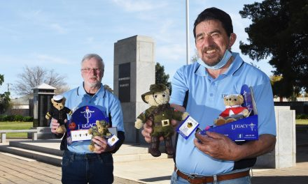Legacy soldiers on with annual appeal