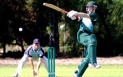 Sunraysia cricket commences