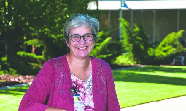 Medical chief has rural role to relish
