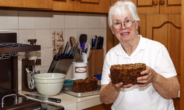 Secret to prize-winning, show-stopping fruit cake