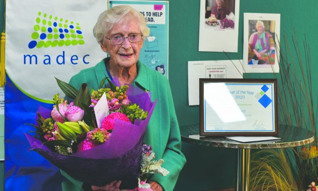 Spritely Jean, 98, shows us the way