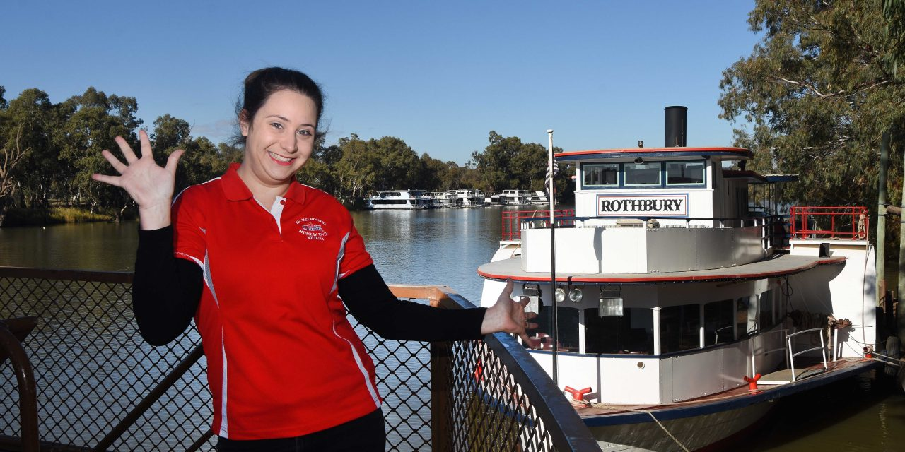 Full steam ahead for river tourism