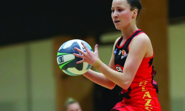 Bronnee's key role in netball marathon