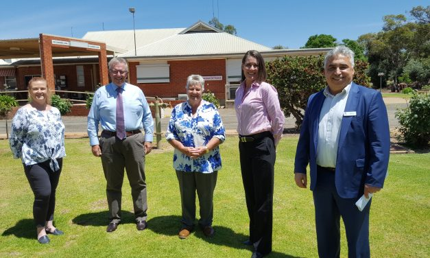 Wentworth health service grant