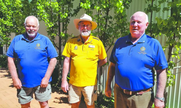 Generation change in focus for local Lions