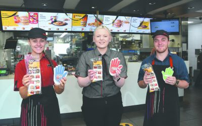 McHappy Day a chance to help kids in need