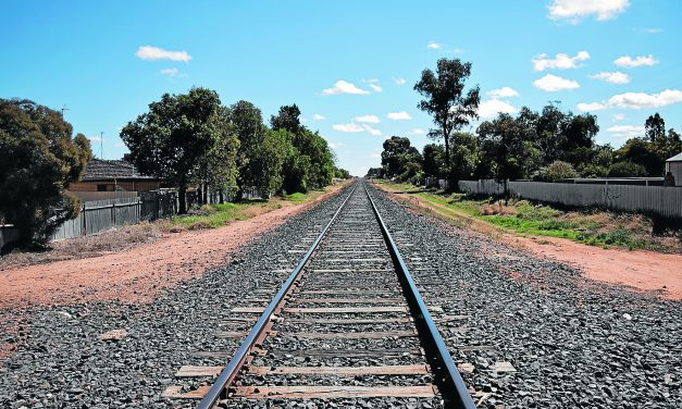RAIL IN FOCUS: Business fears basin project cutbacks