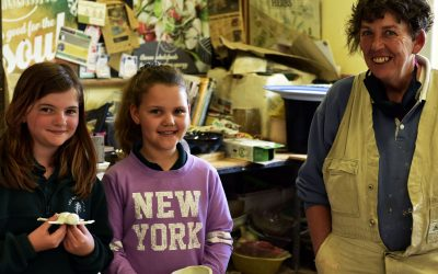 Creative clay artists back in classroom