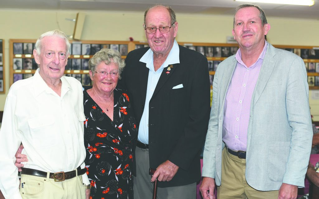 TOP HONOUR FOR MERBEIN VETERAN