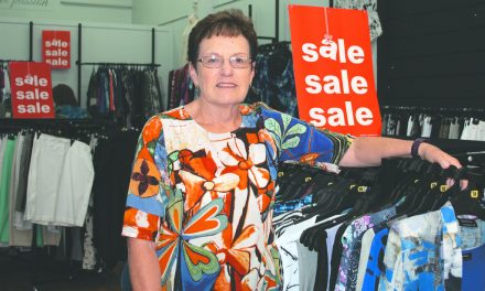 Lorraine's says farewell to mall
