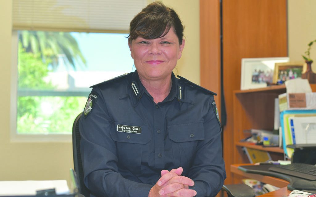 Medal recognises Bec's courage and commitment