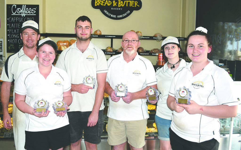 Sunraysia Bread and Butter takes the cake