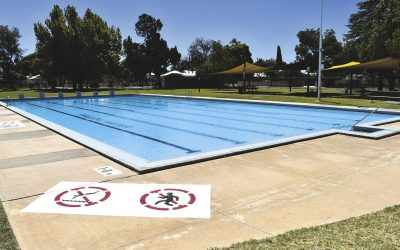 Major upgrades to Red Cliffs Swimming Pool