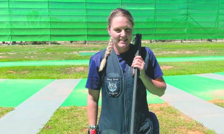 Curtain brings future Olympian to Mildura