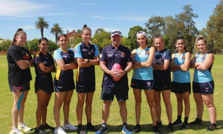 O'Bree rates local female footy talent