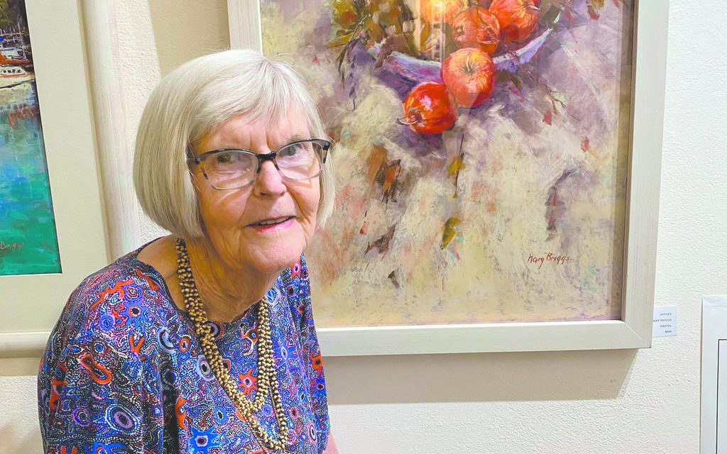 Riverfront Gallery brushes up amidst COVID