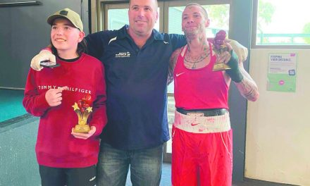 Mildura boxers pack a punch in SA