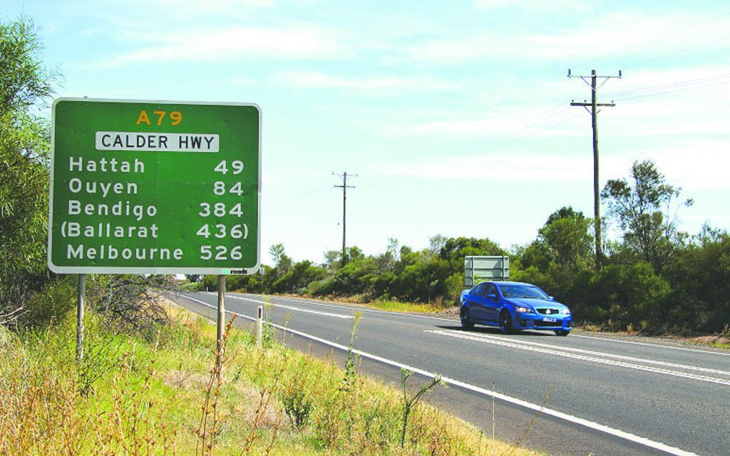 Calder Highway corridor receives funding boost