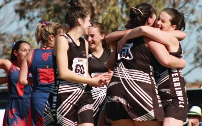 Netballers keen to hit the court