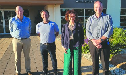 AIR RESCUE – fund secures airport viability