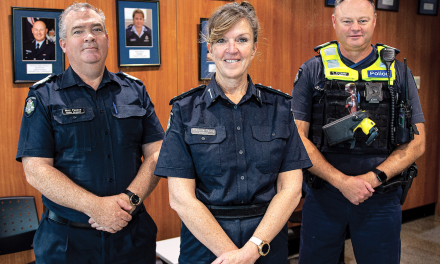 Residents encouraged to assist police survey