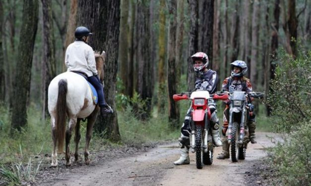 Mallee trail bike riders urged to ride responsibly