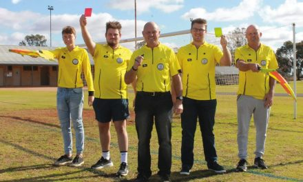 Burrows family lead the way at Football Federation