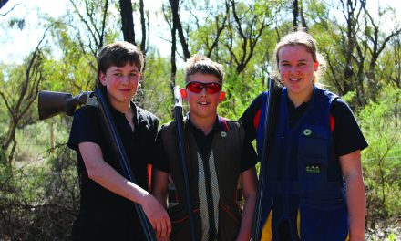 North West students shoot for State final