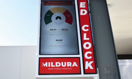 ED clock to give patients a choice