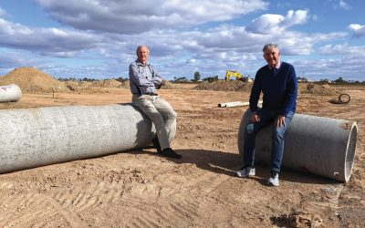 Big plans in the pipeline for Mildura South