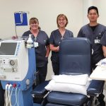 Machine upgrades for MBPH Dialysis Services